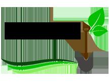 Skånska Trädgårdsföreningen Logotyp